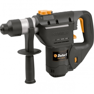Перфоратор электрический Defort DRH-1100-K-6768532