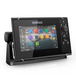 Многофункциональный дисплей Simrad NSS7 evo3 with world basemap Simrad-6944960