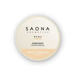 Мягкая WHITE CHOCOLATE (Белый шоколад) 300 гр Saona-5609082
