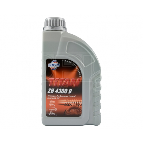 Жидкость для ГУР FUCHS TITAN ZH 4300 B 1л-5921583