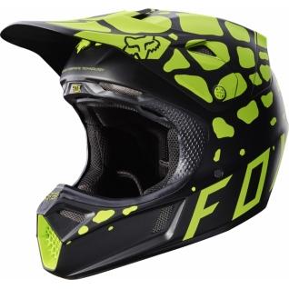 Fox V3 Grav Helmet  (2017)