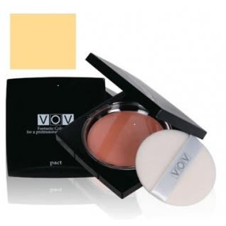 Косметика VOV - Пудра компактная Pact 19