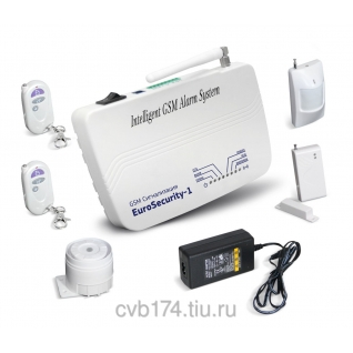 """GSM сигнализация """"EuroSecurity-1"""" (ES-1) с функцией """"Умный Дом""""-1979899"""