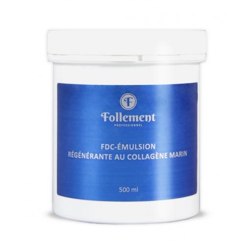 Follement FdC-emulsion regenerante au collagene marin - Обновляющая FdC-эмульсия с морским коллагеном-5898146