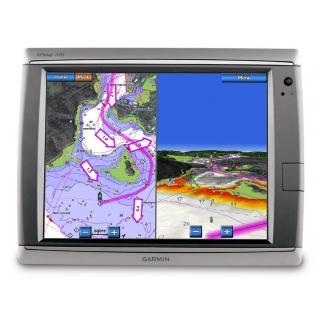 Картплоттер Garmin GPSMAP 7015 + BlueChart G2 Russia (NR010-00748-00G2)