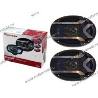 Колонки PIONEER TS-6939R 6x9 3х-полосные коаксиальные 500Вт-9060530