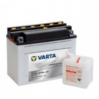 Аккумулятор VARTA Freshpack 520016020 20 Ач (A/h)-SY50-N18L-AT VARTA 520016020-2060455