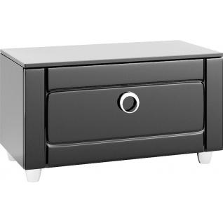 Шкаф напольный AQWELLA 5 STARS Infinity 80 (Inf.03.08/BLK), черный-6761911