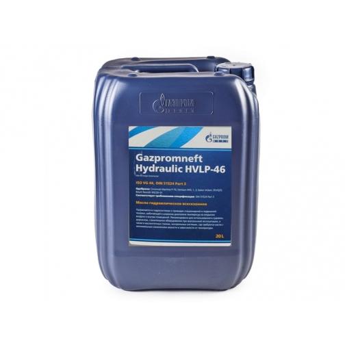 Гидравлическое масло Газпромнефть Hydraulic HVLP-46, 20л-5922489