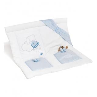 Карман Italbaby Настенный карман Polvere di Stelle голубой
