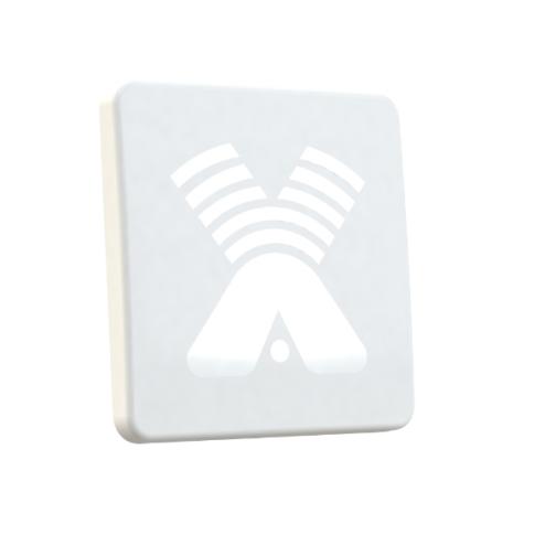 AX-2020PF панельная антенна 3G (20 dBi) F-female 75 Ом-6000892