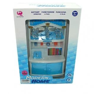 """Интерактивный шкаф """"Моя комната"""" (свет, звук), голубой Shantou-37719026"""