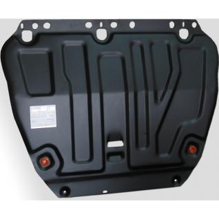 Защита Ford Focus 3/ NEW 2011-2015 - all картера и КПП штамповка 07.26 ALFeco-9063658