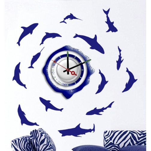 Часы-наклейка Feron NL20-8692031
