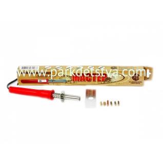 Прибор для выжигания с пластиковой ручкой Мастер-6832951