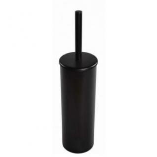 Туалетная щетка с держателем Bemeta Dark 102313060