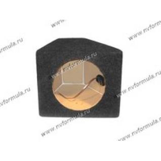 Короб для сабвуфера 22л в крыло (стелс) 2110,12 на левую сторону 12-9060498