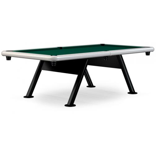 Всепогодный бильярдный стол AMF Key West 7 ф черный-866082