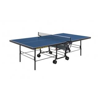 Sunflex Теннисный стол тренировочный Sunflex TREU INDOOR (синий)-5755444