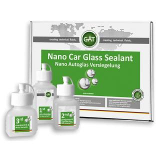 Антидождь PREMIUM GAT Nano Car Glass Sealant, Нанопокрытие для Автостекол-3123064