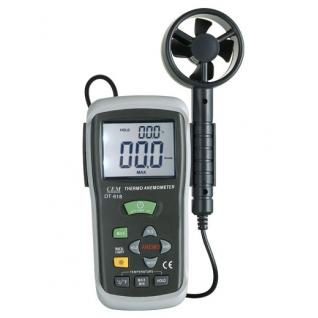 Измеритель скорости воздуха и температуры DT-618-6765941