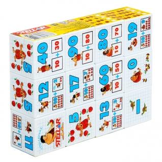 "Кубики ""Математика с рисунками"" Stellar-37723800"