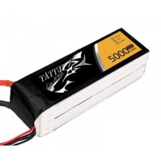 Аккумулятор Gens ACE TATTU LiPo 5000mAh 11.1V 35C 3S1P - XT60 (батарея)-1972566