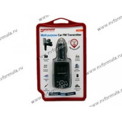 Трансмиттер FM Promate FM11 USB/SD/MMC SALE-9061120