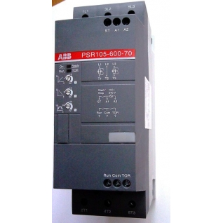 Устройство плавного пуска PSR85-600-70 45кВт 400В ABB-5016429