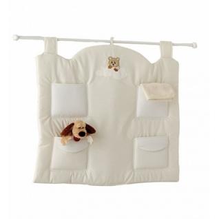 Карман Baby Expert Настенный карман Trudi от Baby Expert крем