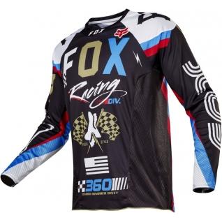 Fox 360 Rohr Jersey (2017)-5015332