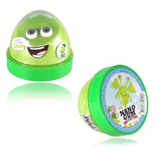 Жвачка для рук NanoGum Monsters - Зени (аромат яблока), 50 гр. Волшебный мир-37730205
