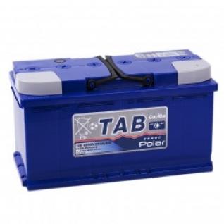 Автомобильный аккумулятор TAB TAB POLAR 100R 920А обратная полярность 100 А/ч (353x175x190)