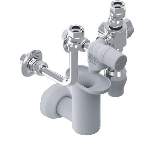 STIEBEL ELTRON Группа безопасности для водонагревателей STIEBEL ELTRON KV 30 со сливной воронкой (4,8 бар)-904588