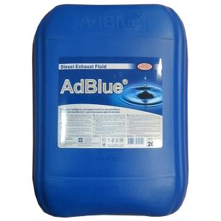 Жидкость для системы SCR дизельных двигателей AdBlue - 20 л-4951598