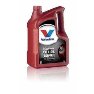 Трансмиссионное масло VALVOLINE HD AXLE OIL 80W90 5л