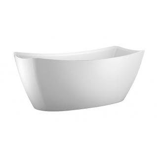 Отдельно стоящая ванна LAGARD Meda White Star