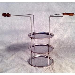 Тарелка трех-ярусная для тандыра-2061596