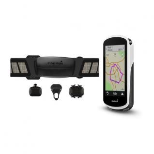 Продвинутый велокомпьютер с GPS Garmin Edge 1030 Bundle-37026683