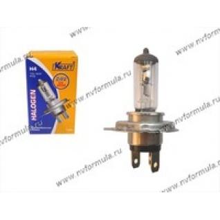 Лампа галоген 24V Н4 100/90W P43t KRAFT 700013-415896