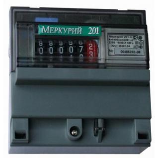 Электросчетчик Меркурий 201.5 однотарифный-1427235