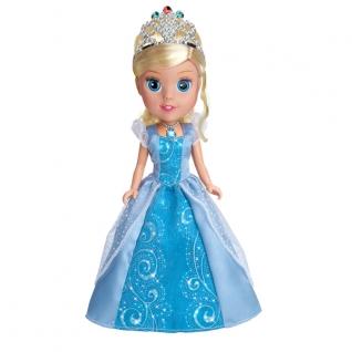 "Кукла ""Моя маленькая принцесса"" - Золушка (звук, свет), 25 см Карапуз-37734223"