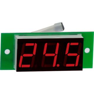 Бескорпусный термометр DigiTOP Тм-14 (blue, green, red, white)