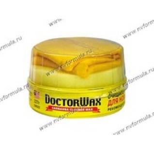 Полироль кузова Doctor Wax 8203 227g пастообразная очищающая с воском Карнауба для новых покрытий-418113