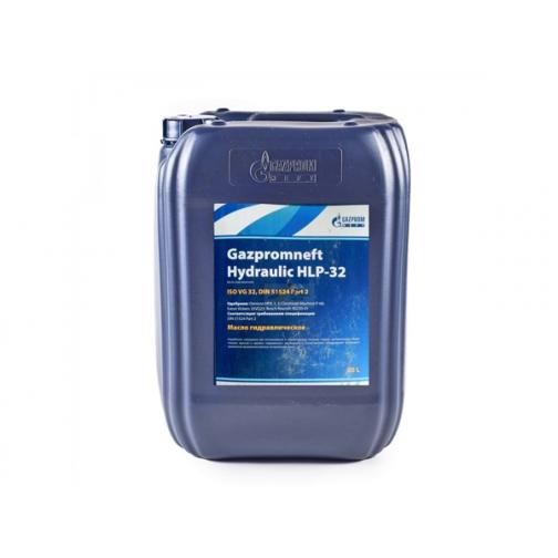 Гидравлическое масло Газпромнефть Hydraulic HLP-32, 20л-5922492