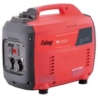 Инверторный генератор FUBAG TI 2600 FUBAG-882384