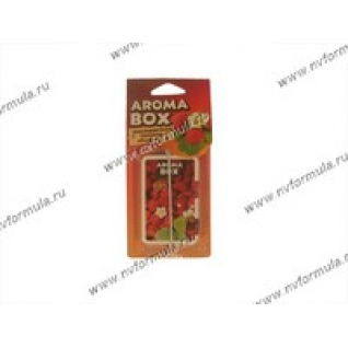 Ароматизатор Aroma Box земляничная поляна-430448