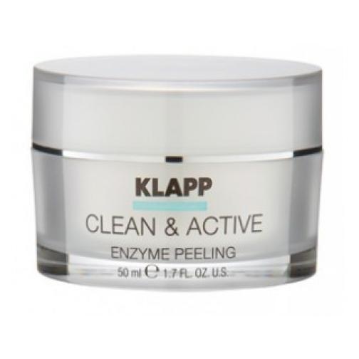 Klapp Enzyme Peeling (CLEAN ACTIVE) - Энзимный пилинг-4942265