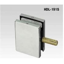 HDL 191S  Коннектор стена-стекло
