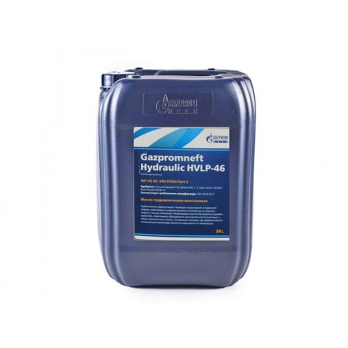 Гидравлическое масло Газпромнефть Hydraulic HLP-46, 20л-5922491